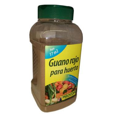 Abono Guano Rojo
